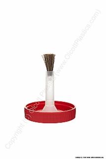 Plastic Polypropylene Brush Cap
